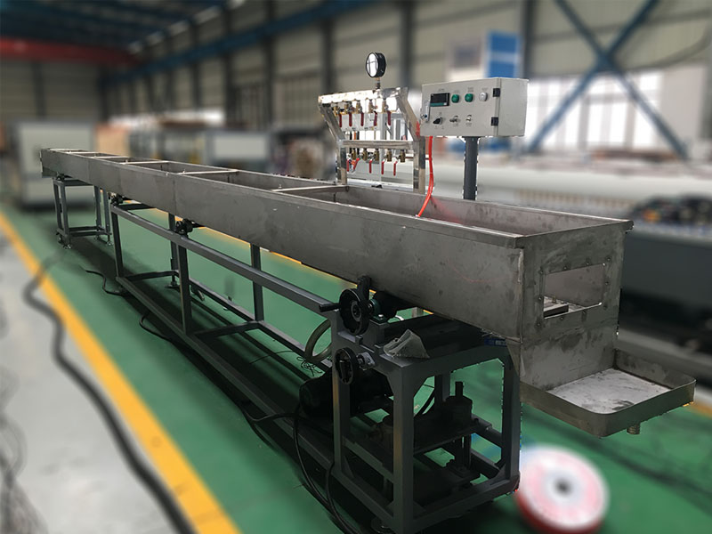 PS picture frame profile production line