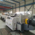 pvc pipe extrusion machine line