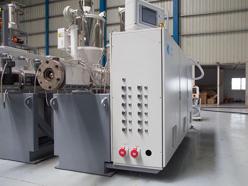 Single Screw Extrusion Machine