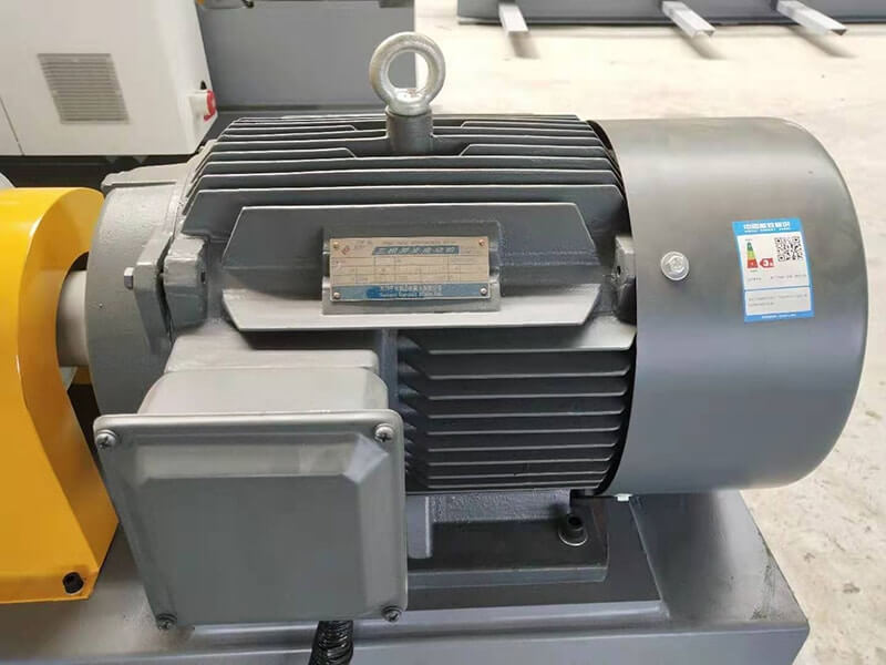 profile extrusion motor