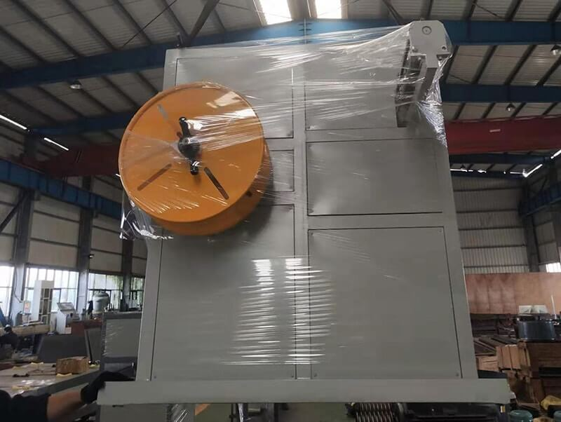 TPE seal strip profile winder