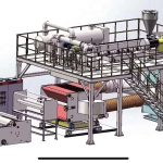 pp melt blown non woven fabric machine