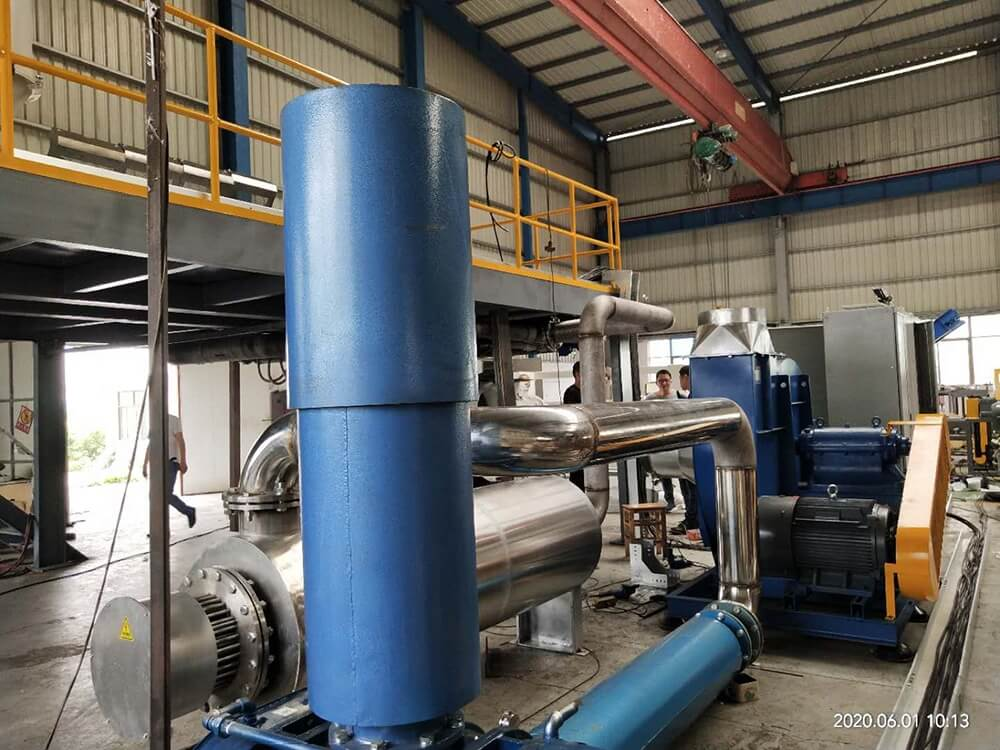 pp melt blown non woven fabric machine