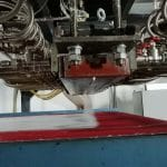 meltblown nonwoven cloth machine