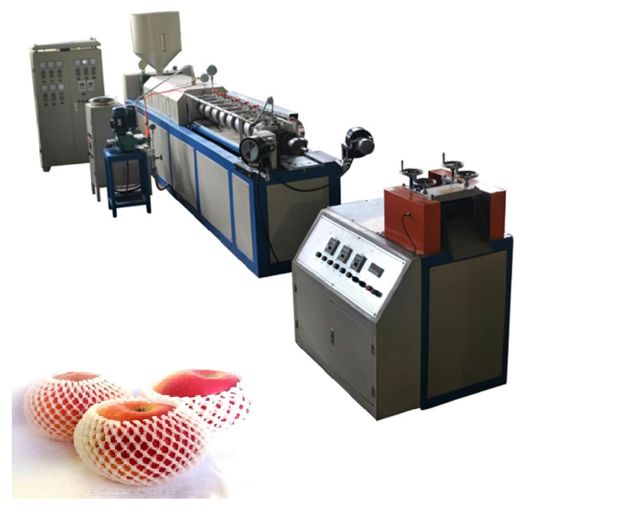 FPW75 EPE FOAM NET EXTRUSION LINE