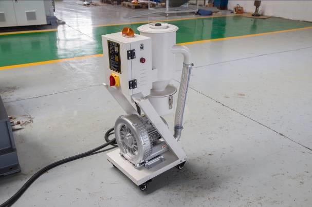 Automatic Vacuum Loader, Hopper dryer