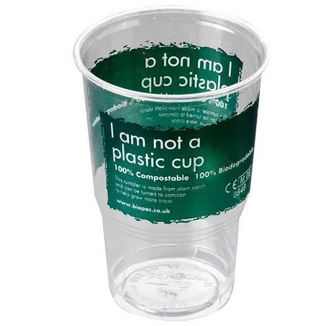 PLA cup