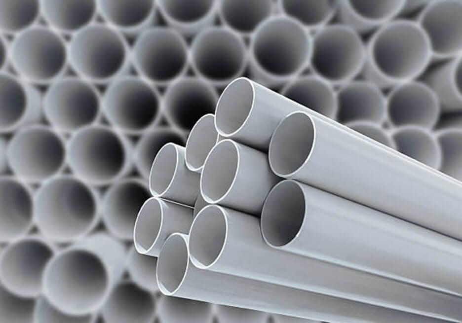 Plastic-pipe